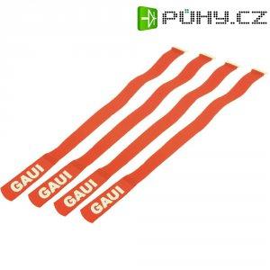 Flaušový pásek GAUI, 4 ks (910021)
