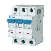 Elektrický jistič B 3pólový 20 A Eaton 236393