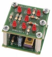 Hrací kostka elektronická VELLEMAN MK150 STAVEBNICE