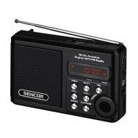 Rádio SENCOR SRD 215B USB/MP3