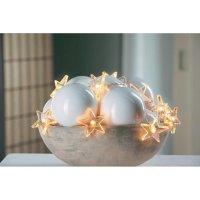 Vnitřní vánoční řetěz Konstsmide, 10 LED, teplá bílá