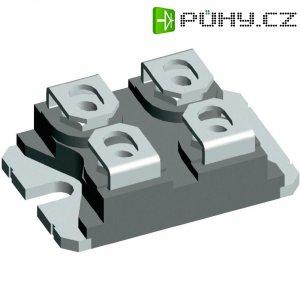 Můstkový usměrňovač IXYS VBO40-12NO6, U(RRM) 1200 V, 40 A, SOT-227B