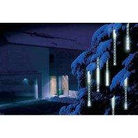 Venkovní LED rampouchy Konstsmide 2765-103, 60 LED, 6 ks
