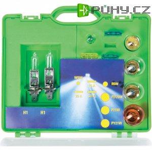 Kufřík s náhradními žárovkami H1
