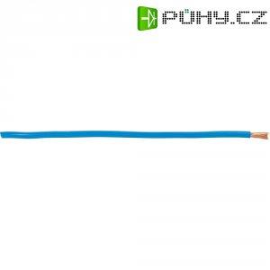 Zemnící kabel AIV, 1 x 6 mm², modrý