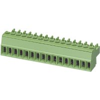 Konektor šroubový Phoenix Contact MC 1,5/ 4-ST-3,81 (1803594), 160 V/AC, AWG 28-16, zelený
