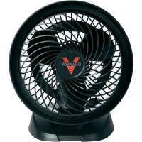 Podlahový ventilátor Vornado 530, Ø 19 cm, 45 W, černá