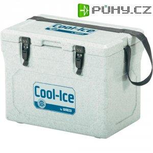 Přenosný chladící box Waeco Chladicí box Waeco WCI-13 šedá, modrá, černá 13 l