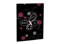 Desky na abecedu Romantic 2 Stil