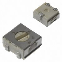 Trimr Bourns 3314J-2-201E, 200 Ω, 0,25 W