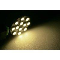LED žárovka Diodor, G4, 2,2 W, 30 V, stmívatelná, teplá bílá
