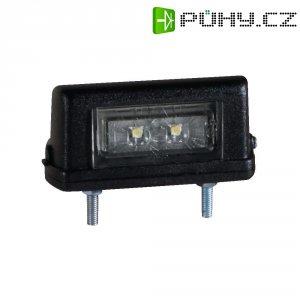 LED osvětlení SPZ SecoRüt, 90235, černá/transparentní