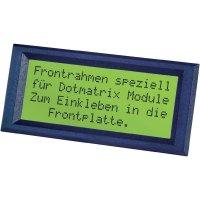 Rámeček pro alfanumerické LCD displeje 4x16
