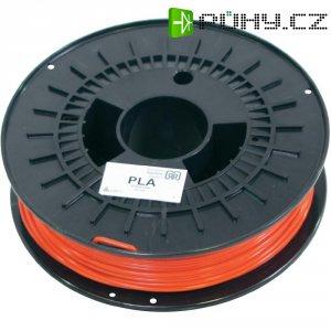 Náplň pro 3D tiskárnu, German RepRap 100018, PLA, 3 mm, 750 g, červená