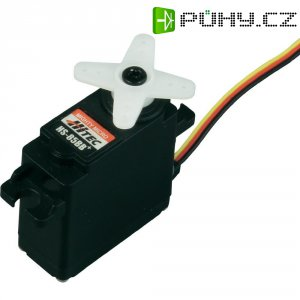 Mini servo Hitec HS-85BB+, JR konektor