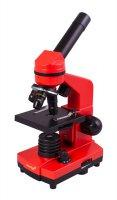Mikroskop LEVENHUK RAINBOW 2L oranžová