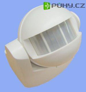 Pohybový spínač (PIR) W180 (bílá)