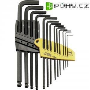 Sada šestihranných imbusových klíčů s kulovou hlavou Wiha SB369SZ13B, 13 ks