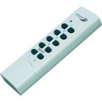 Bezdrátová zásuvka Home Easy, HE801S, 2 ks