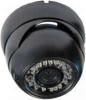 Kamera CCD 700TVL DP-903W2, objektiv 2,8-12mm. Nefunkční.