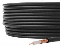 Koax 50ohm RG213-U 10,2mm, balení 100m