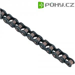 Válečkový řetěz ocelový Modelcraft, 1 m
