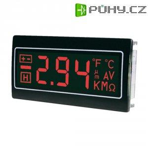 Panelový multimetr TDE DPM962-NTR, 33 x 68 mm