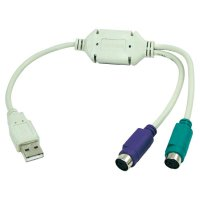 Adaptér Logilink USB 1.1 na PS /3
