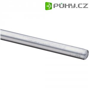 Kulatý profil hliníkový, 30 x 200 mm