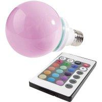 Dekorativní RGB LED žárovka Mood Light Grundig, E27
