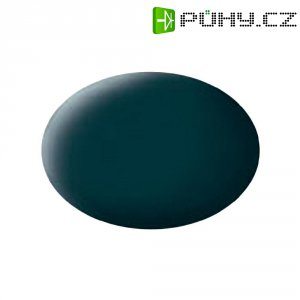 Airbrush barva Revell Aqua Color, 18 ml, tmavě šedá matná