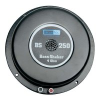 Subwoofer Sinustec ST-BS 100, 200 W