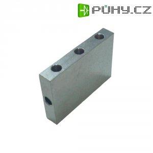 Topné těleso (d x š x v) 60 x 10 x 40 mm Rozestup děr: 20 mm QuickCool QG-IF-A3-1 x 3