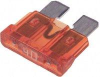 Autopojistka 40A/32V oranžová 19x12mm ATC40