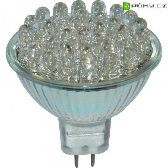 LED žárovka MR16, 8632c28a, GU5.3, 1,8 W, 12 V, 52 mm - Kliknutím na obrázek zavřete