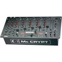 DJ mixážní pult Mc Crypt DJ-700 USB, rack