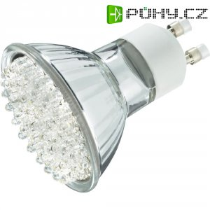 Power LED 38 GU10 1,7 W bílá