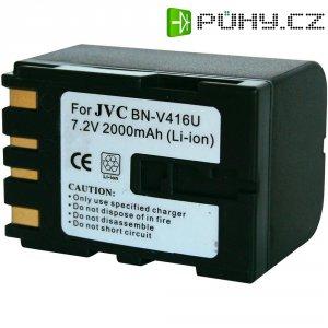 Akumulátor pro videokameru JVC V416
