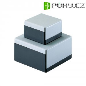 Univerzální pouzdro Bopla Universal U 100, 100 x 100 x 60 , polystyren, světle šedá