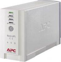 Záložní zdroj UPS APC BK650, 650 VA