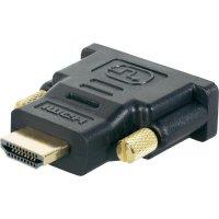 Adaptér HDMI/DVI, zástrčka/zástrčka