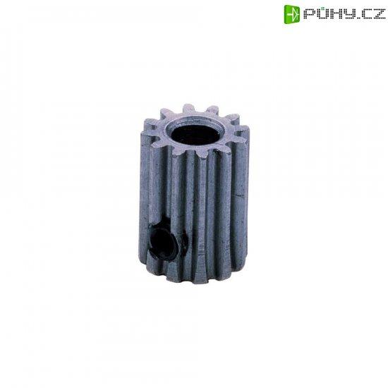 Pastorek motoru Modelcraft, 19 zubů, 48 DP, otvor 3,2 mm - Kliknutím na obrázek zavřete