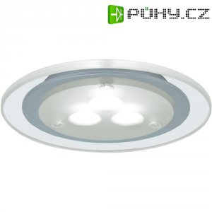 Vestavné LED světlo do nábytku Paulmann Micro Line, 3x 3 W, teplá bílá, 100 mm