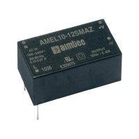 Síťový zdroj do DPS Aimtec AMEL10-3.315DMAZ, 15 VDC, 0.33 A