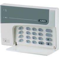 Bezdrátový kódový zámek ABUS, FU9045, bílá/šedá