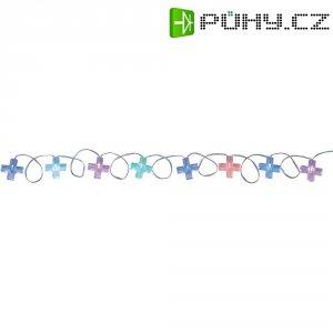 USB světelný řetěz s 8 barevnými LED