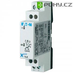 Schodišťový spínač na DIN lištu Eaton 101064, analogový, 16 A, 250 V, 1 s - 100 h