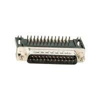 D-SUB kolíková lišta Assmann A-DS 09 A/KG-T2, 9 pin