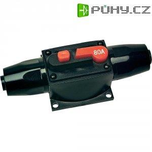 Automatická pojistka pro HiFi do auta Sinuslive AS80, 80 A