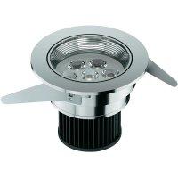 Vestavné světlo Osram IVIOS LED, 8.5 W, chrom